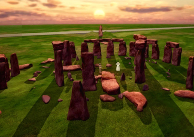 Heritage Key recreates Stonehenge online
