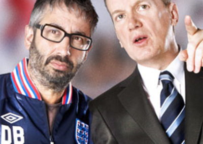 APP OF THE DAY - Baddiel & Skinner's Football Kit (iPhone, iPad)