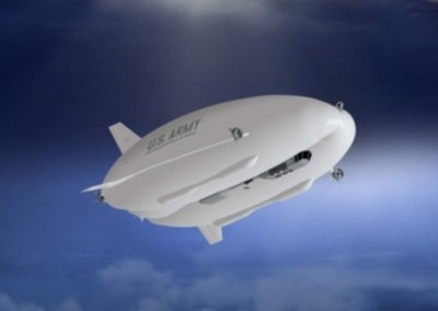 LEMV: The advanced military airship
