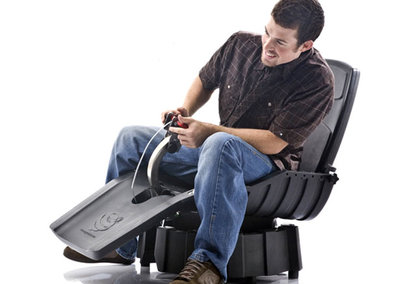 X-Dream Gyroxus PS3 gaming chair rocks up