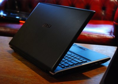 MSI FX600 THX-certified multimedia laptop