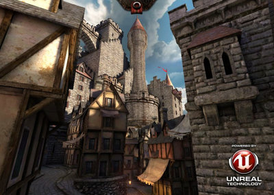 APP OF THE DAY - Epic Citadel (iPhone/iPad)