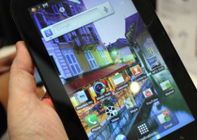 Samsung Galaxy Tab 16GB priced at £799