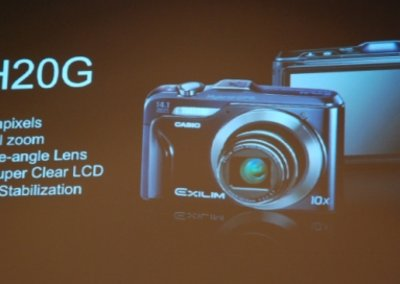 Casio looks to geo-photography as the new edge