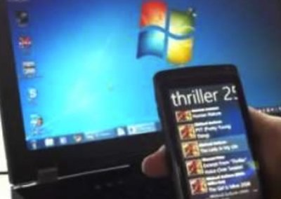 WinMote: The Windows Phone 7 app that's a remote for your PC