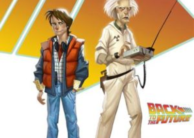 Back to The Future: The Game - Where we're going, we don't need control pads