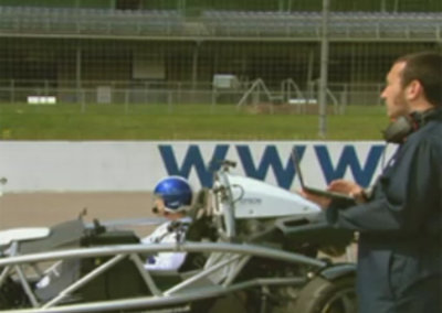 VIDEO: Epson Stylus Office printer vs Ariel Atom racing car