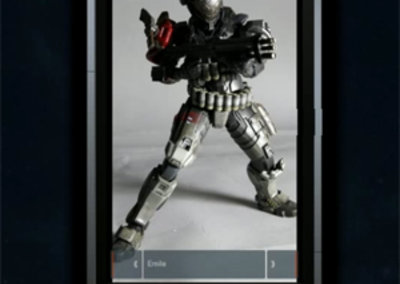 VIDEO: Halo Waypoint on Windows Phone 7 - reason to ditch the iPhone?