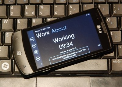Best Windows Phone 7 productivity apps