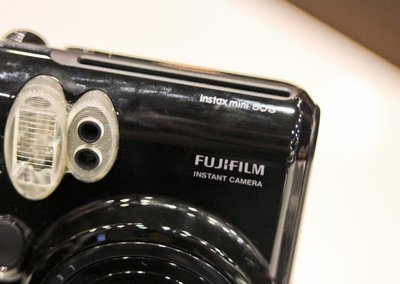 Fujifilm Instax Mini 50S hands-on