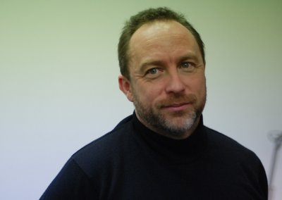 Wikipedian Jimmy Wales talks favourites, faults and the future