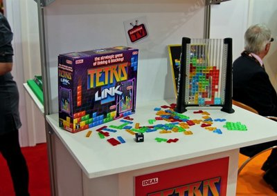 Tetris Link: The Tetris board game