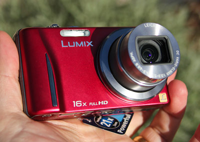 Panasonic Lumix DMC-TZ20 hands-on