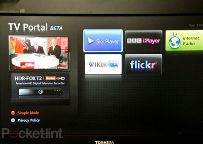 Humax TV Portal lands on HDR-FOX T2