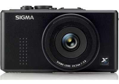 Sigma DP2x compact camera now official