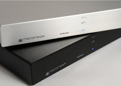 Micromega Airstream optimises Apple AirPlay