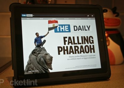 Online news is killing newspapers