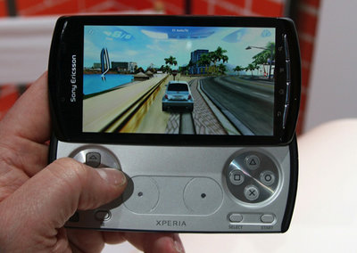 Win a Sony Ericsson Xperia Play