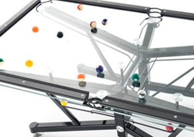 G-1 Glass Pool Table coming to UK via Firebox... for £35,000