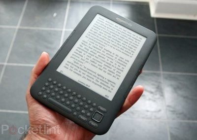 Amazon Kindle library lending service announced