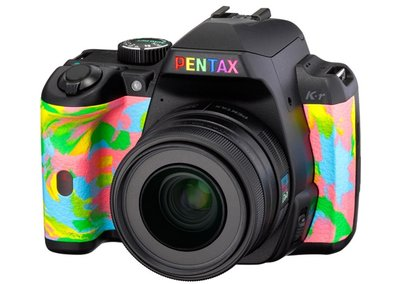 Pentax K-r colour range brightens up your day