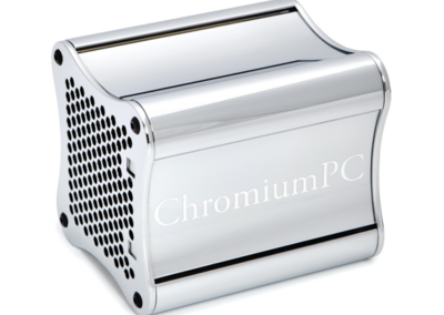 Xi3 ChromiumPC: World's first Chrome OS desktop PC