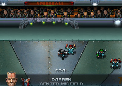 Speedball 2: Evolution on iPad and iPhone now free