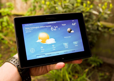 BlackBerry PlayBook update fixes Flash issues