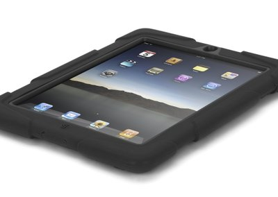 Griffin Survivor: Military toughness for your iPad 2