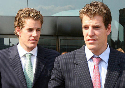 Winklevoss twins end legal battle with Facebook