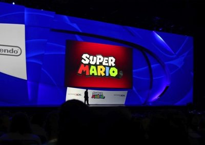E3 Quick Play: Super Mario 3D