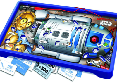 Use the force for Operation Star Wars R2-D2 Edition