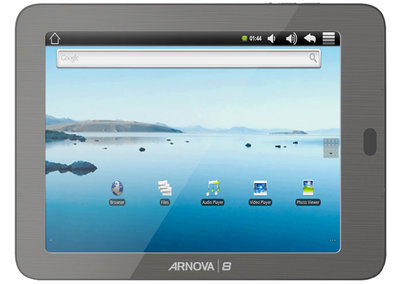 Asda sells £99 Android-powered Arnova tablet
