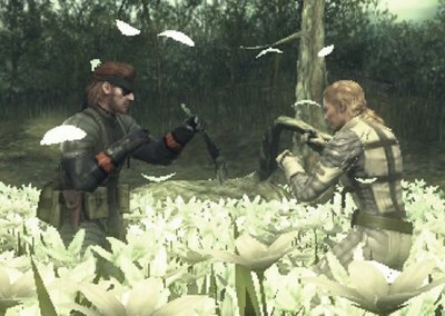 2012 release for MGS3 Snake Eater 3DS
