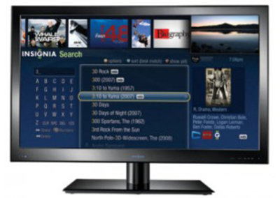 Best Buy Insignia TiVo TV is TiVo without the TiVo (box)