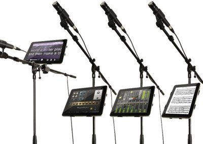 How the iPad is changing the face of music