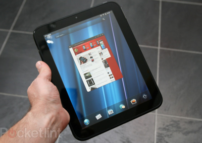 HP TouchPad Go 7-inch version touted
