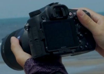 VIDEO: Sony Alpha A77 teaser