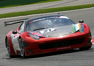 Win VIP tickets to British GT Championship