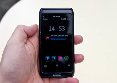 Nokia Symbian Belle pictures and hands-on