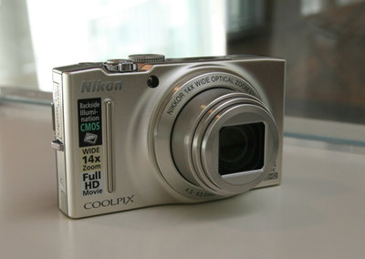 Nikon Coolpix S8200 pictures and hands-on