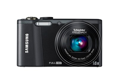 Samsung WB750 takes you 'further and faster' with 18x optical zoom