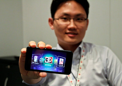 Superslim LG Optimus 3D 2 set for world domination in 2012