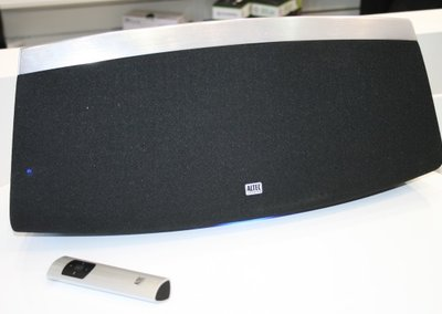 Altec Lansing inAir 5000 pictures and hands-on