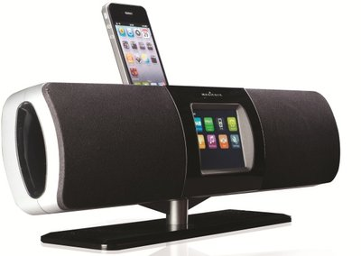 Magicbox Beam(s) in Apple friendly DAB docking station
