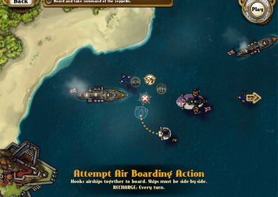 APP OF THE DAY: Crimson: Steam Pirates review (iPad)