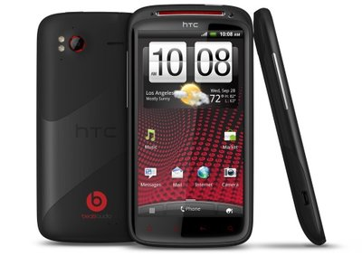 HTC Sensation XE launches with Beats Audio