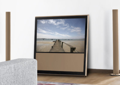 Bang & Olufsen adds dash of colour to limited edition BeoVision 10-46 Chanterelle TV