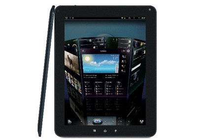ViewSonic ViewPad 10e: Brilliant screen on a budget