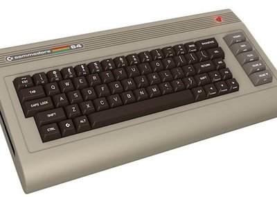 Commodore 64 Extreme model goes quad-core